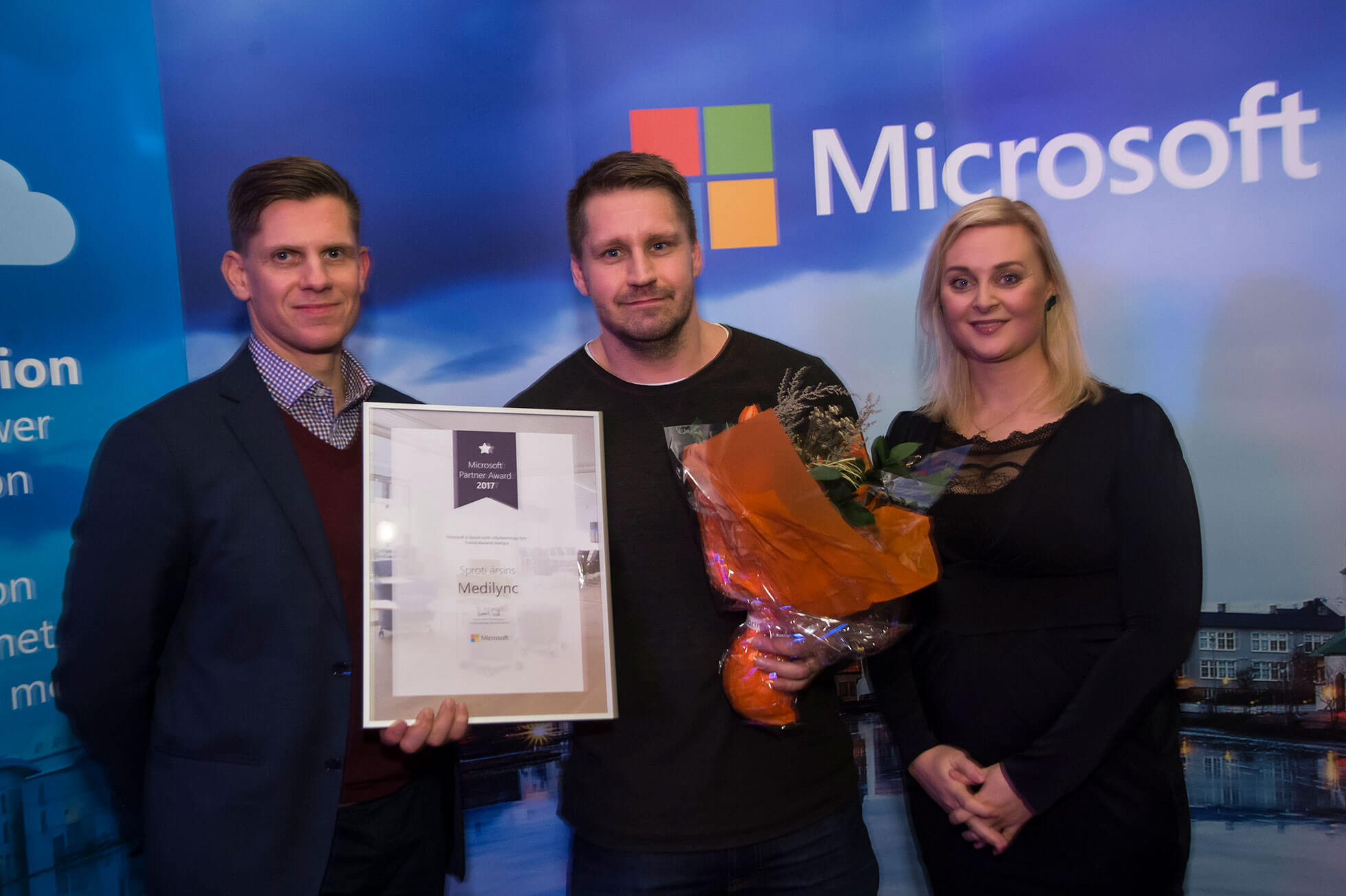Startup of the year - Microsoft Iceland
