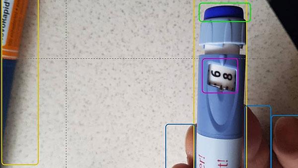 Insulync testing